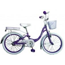 Bicicleta Miami 20- Lila - niñas 5 a 8 años