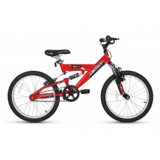 """Bicicleta Scout 20"""" Rojo - niños 5 a 8 años"""