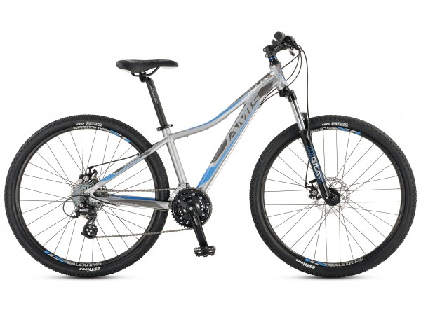"Bicicleta Jamis Helix Sport - 27.5"" - Plata - Damas"