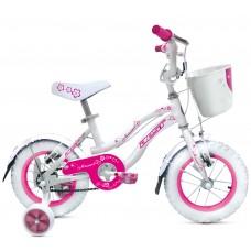 Bicicleta Miami 12 - niñas 3 a 4 años - Blanco