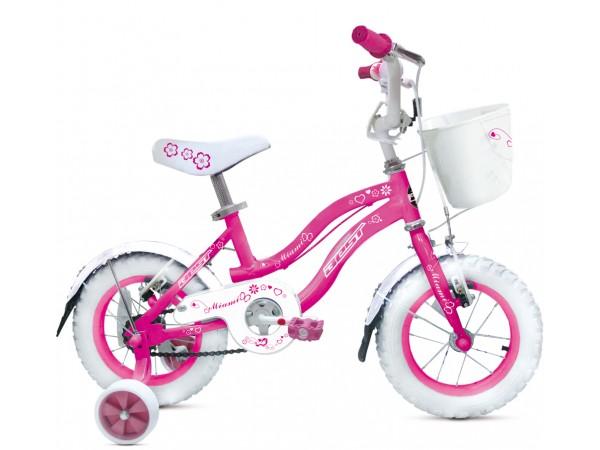 Bicicleta Miami 12 - niñas 3 a 4 años - Fucsia