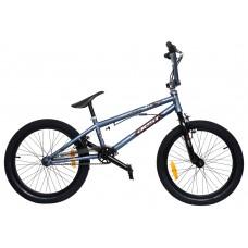 "Bicicleta BMX PRO 20"" Gris"