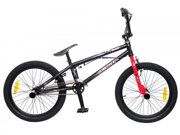 "Bicicleta BMX PRO 20"" Negro"