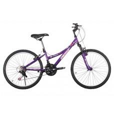"""Bicicleta Miami 24"""" Lila - niñas 8 a 12 años"""