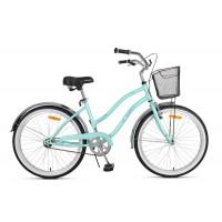 "Bicicleta Sun Cruiser 24"" Aquamarina"