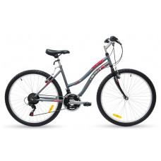 "Bicicleta Paris 26"" Gris Rojo"
