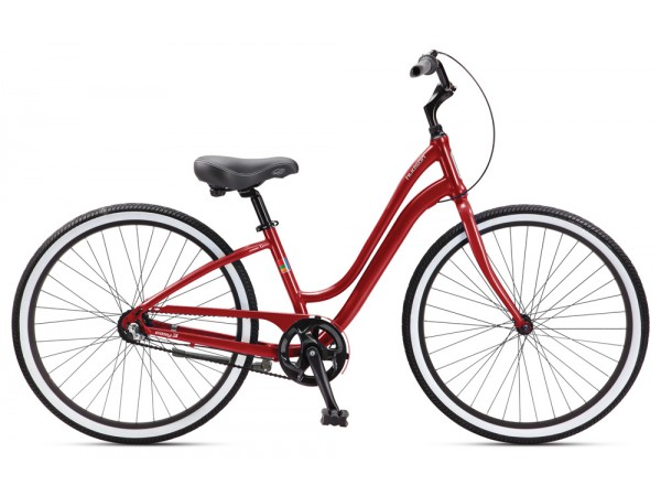 Bicicleta Jamis Hudson Easy 3 (medium) Roja