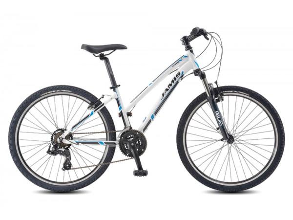 "Bicicleta Jamis Trail X1 - Talla 14 - Aro 26"" Blanca Damas"