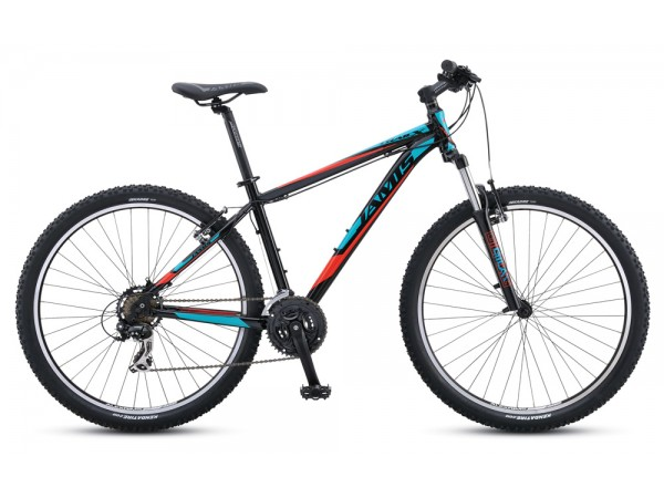 """Bicicleta Jamis Trail X - Talla 15"""" - Negro"""
