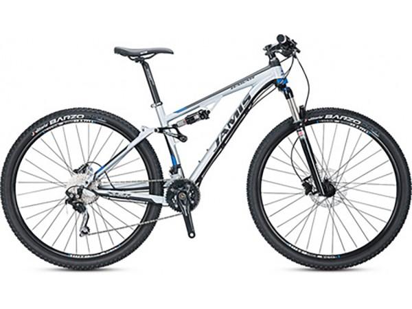 "Bicicleta Jamis DAKAR XCR 29"" Sport - Talla 15"" - Anodized Silver"