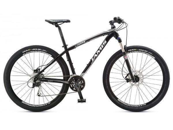 "Bicicleta Jamis DAKOTA D29 SPORT - Talla 15"" - Negro"