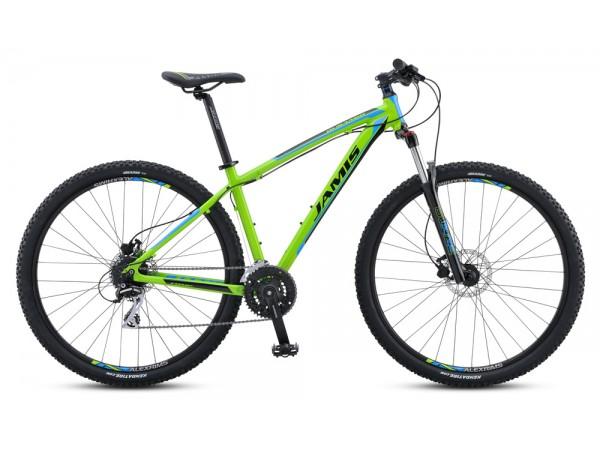 "Bicicleta Jamis Durango Comp 29"" Talla 15"" - Verde"