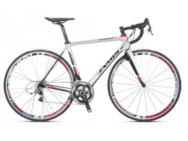 Bicicleta de Ruta Jamis XENITH - Team - 54cm - Platinum Silver