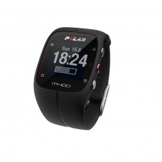POLAR M400 HR, Black con Banda